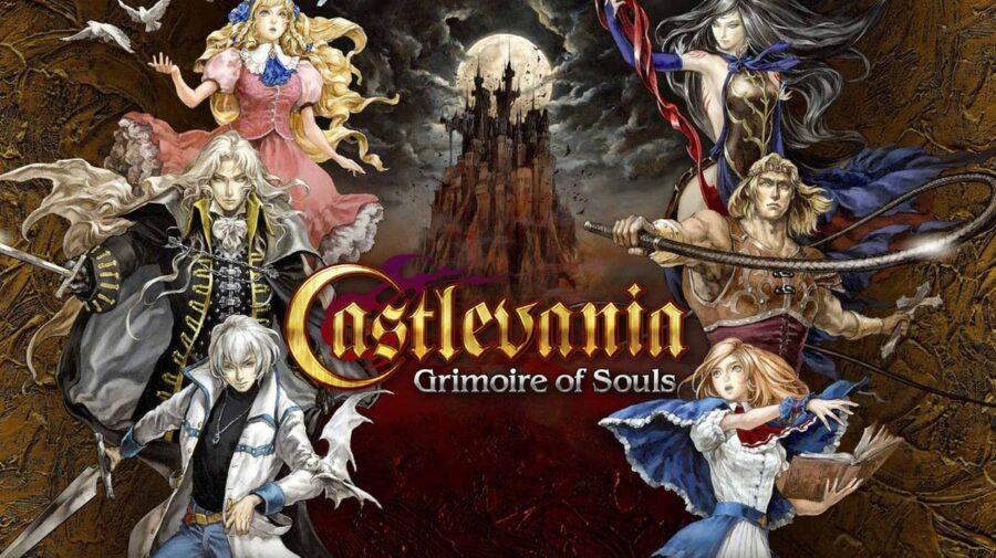 Castlevania: Grimoire of Souls para mobiles ganha trailer em inglês