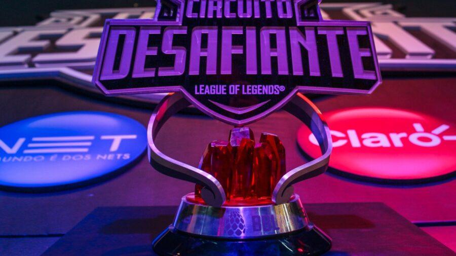 Circuito Desafiante: Riot Games volta a assumir o comando da liga após término de parceria com a BBL, afirma site
