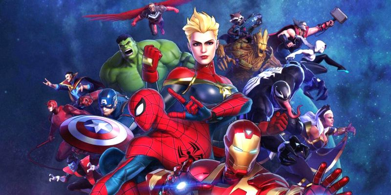 Disney marca presença na BGS 2019 com espaço dedicado a Marvel