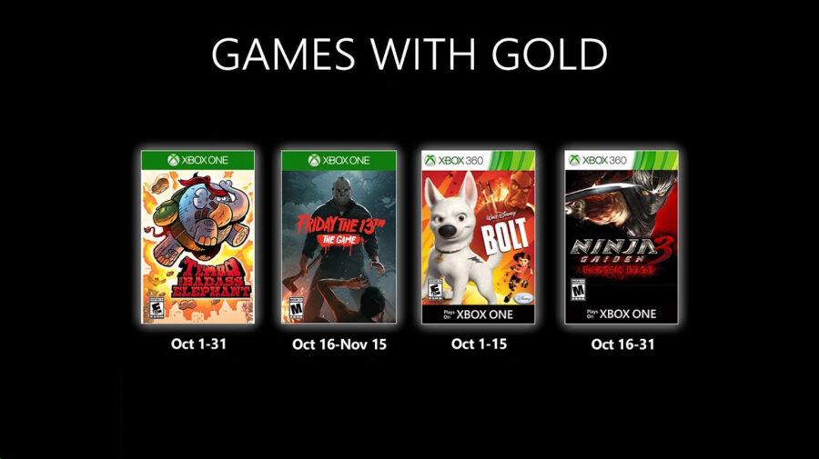 Confira os destaques da Gold do mês de outubro
