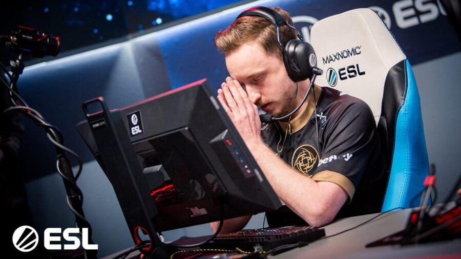 CS:GO: GeT_RiGhT substituirá ropz na mousesports durante a ECS