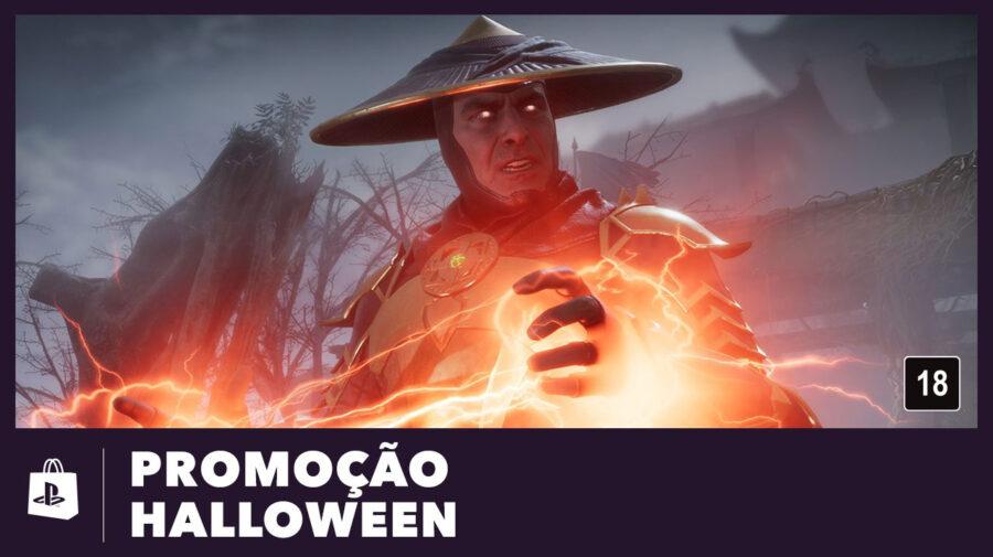 Sony lança Promoção do Dia das Bruxas para vários jogos de terror