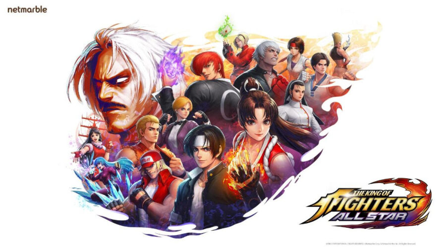 Com mais de 200 personagens, THE KING OF FIGHTERS ALLSTAR chega aos celulares