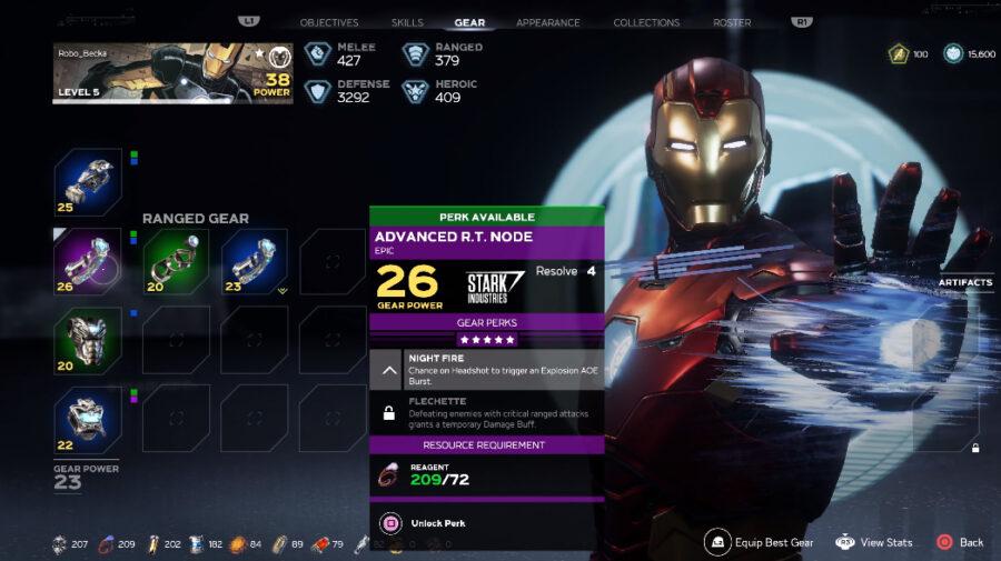 Jogo dos Vingadores ganha novo trailer com detalhes em equipamentos e habilidades