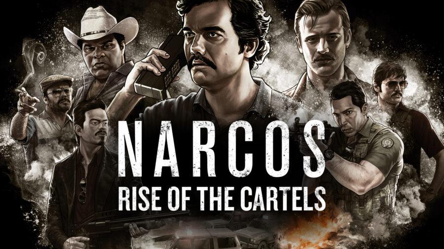Jogo baseado na série Narcos da Netflix chega em novembro
