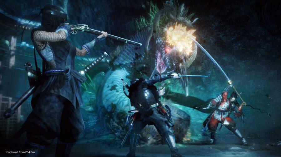 Nioh 2 chega em 13 de março de 2020 no PS4