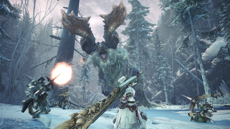 Monster Hunter World: Iceborne leva os jogadores do PC para as Terras Geladas da Fronteira Glacial em 2020
