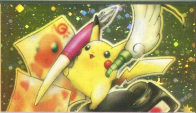 Card raríssimo de Pikachu é leiloado por R$ 780 mil