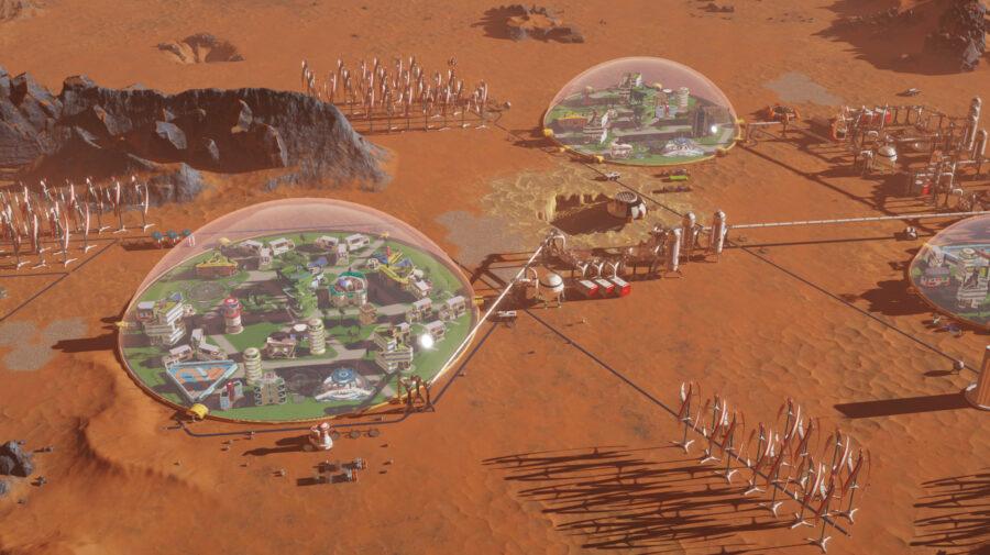 Aproveite! Surviving Mars está gratuito na Epic Games Store