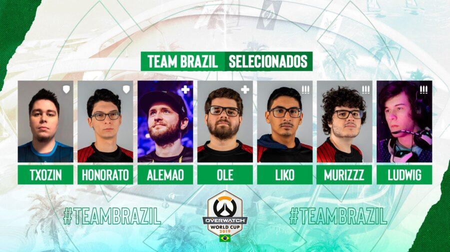 Overwatch: Brasil não disputará a Copa do Mundo em 2019