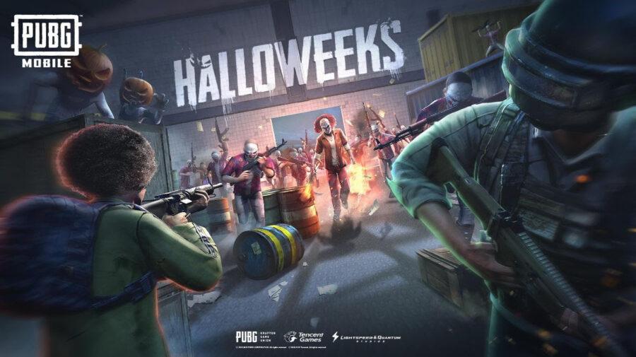 PUBG MOBILE lança atualização gigantesca de Halloween com modo inédito