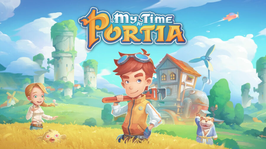 My Time at Portia ganha idioma português e desconto de 25%