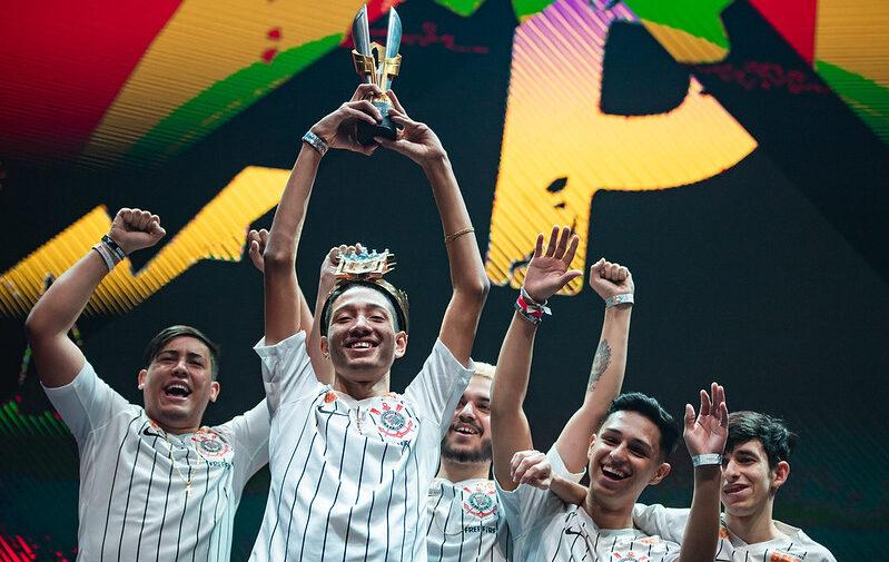 Free Fire Pro League: Corinthians é o grande vencedor da 3ª temporada