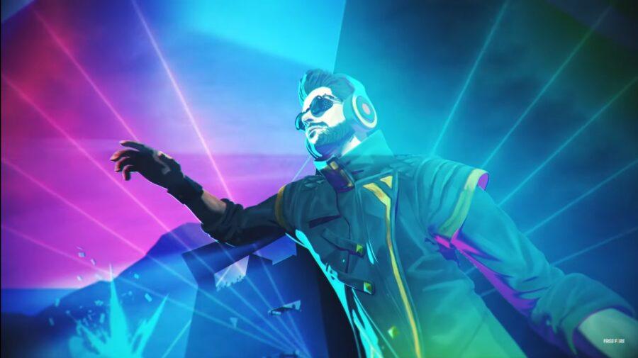 Alok estreia personagem e música tema no Free Fire; confira detalhes do evento de inauguração