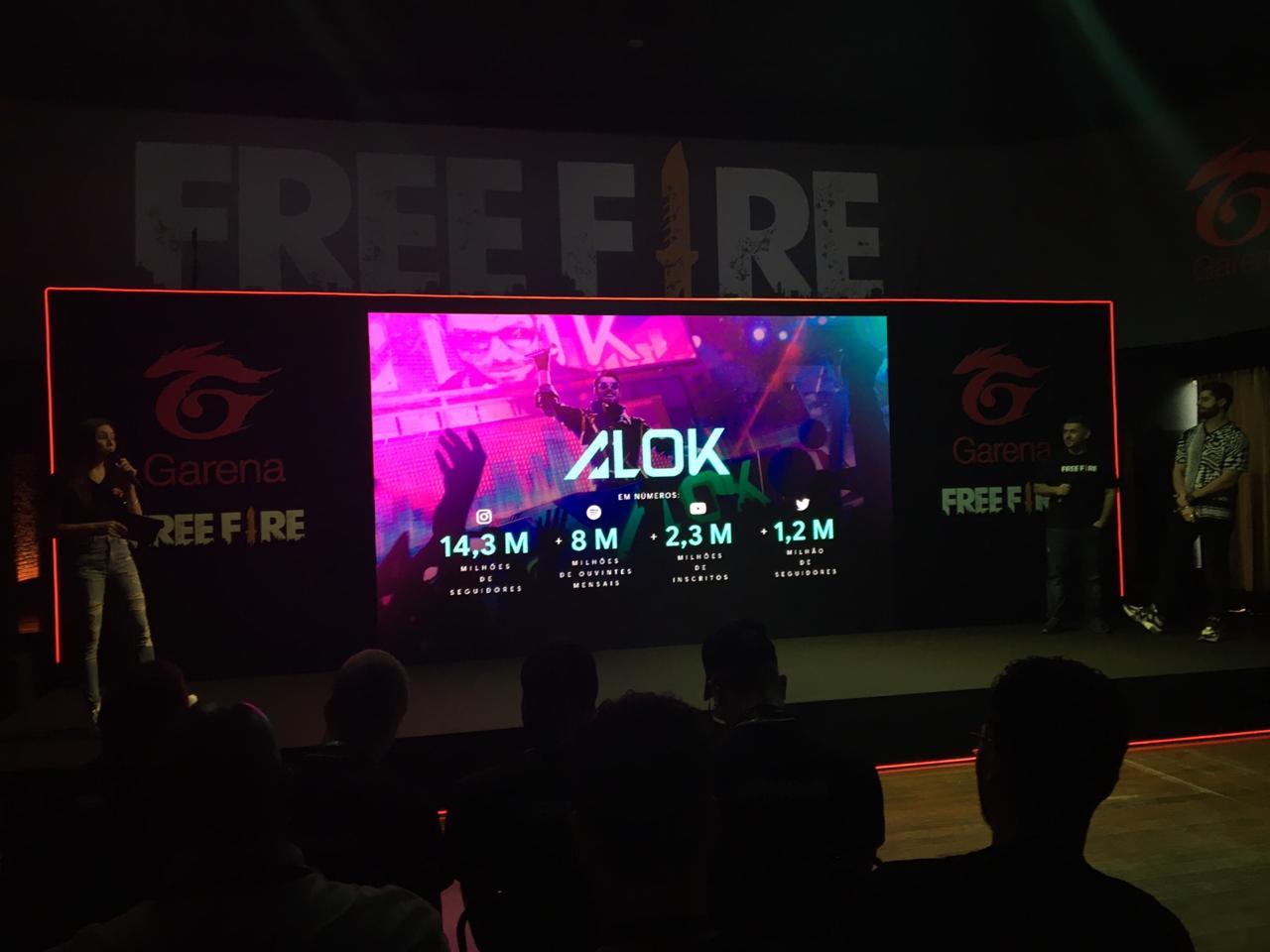 Alok é um dos DJs mais populares do Brasil