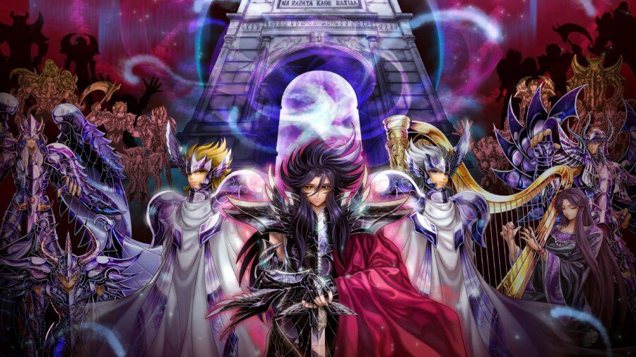 Evento especial Rastros do Divino traz Sapuris Divina de Hades pela primeira vez em Saint Seiya Online