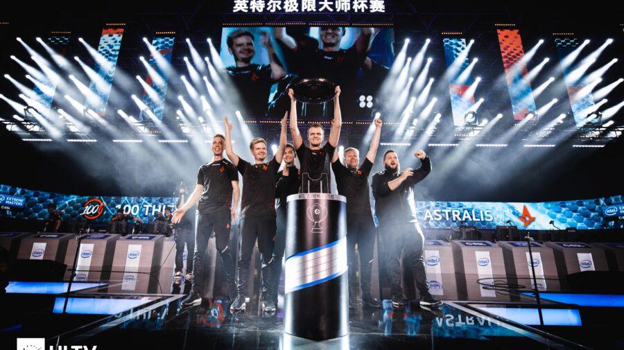 CS:GO: Astralis supera 100 Thieves e conquista o título da IEM Beijing 2019