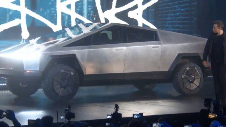 Cybertruck da Tesla teve inspiração em Warthog de Halo