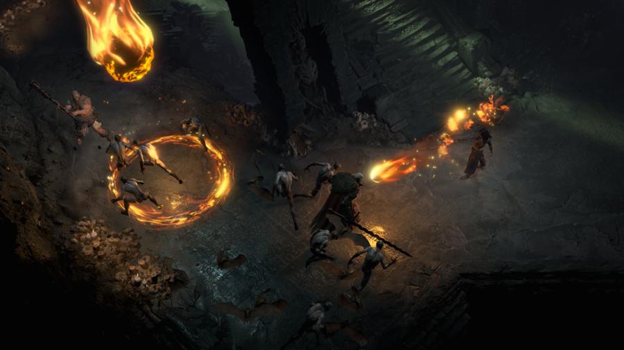 "Diablo IV - ""Parece algo que eu projetaria"", diz criador de Diablo"