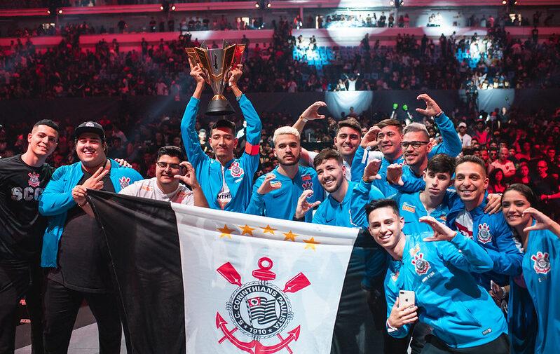 Free Fire: Corinthians é campeão Mundial sob os gritos da torcida no Rio de Janeiro