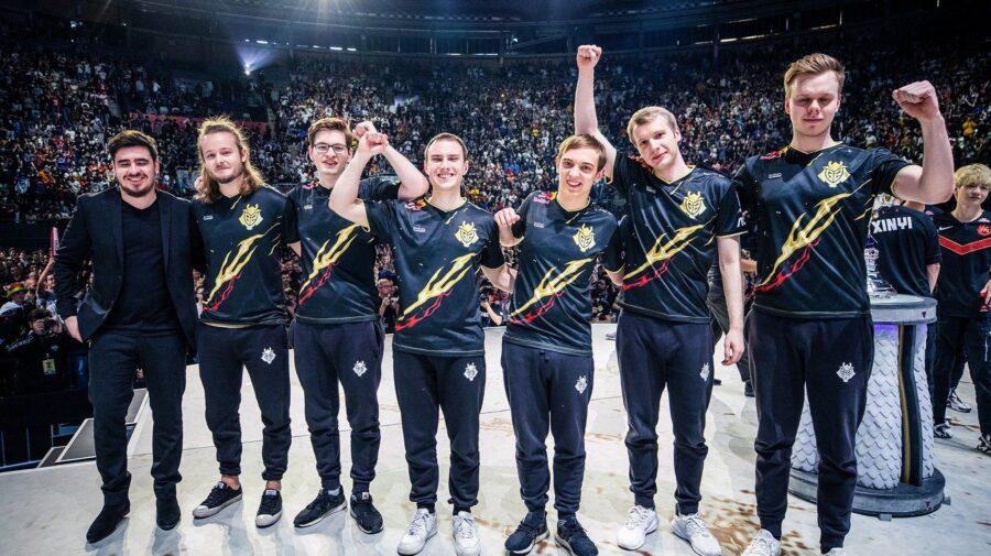 Mundial 2019: G2 bate SKT e enfrentará FPX na grande final