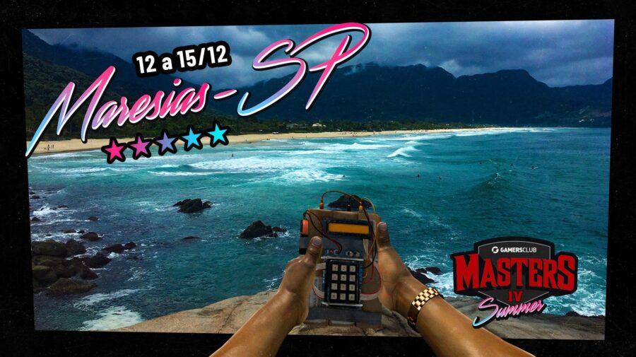 CS:GO: Gamers Club Masters IV ganha novo formato e será sediada em praia paradisíaca