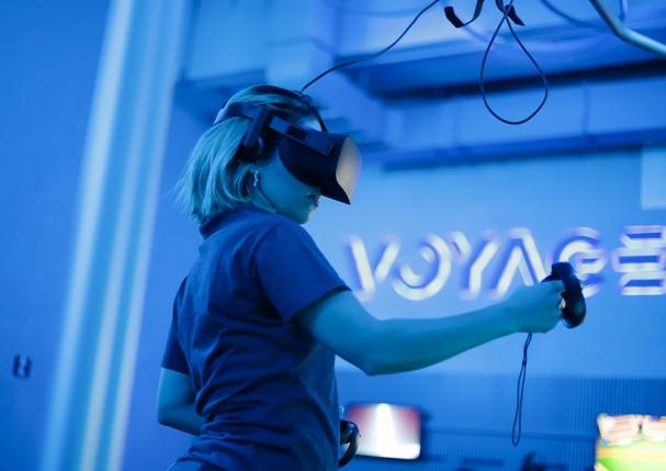 Black Week: Voyager oferece 20% de desconto em experiências de realidade virtual