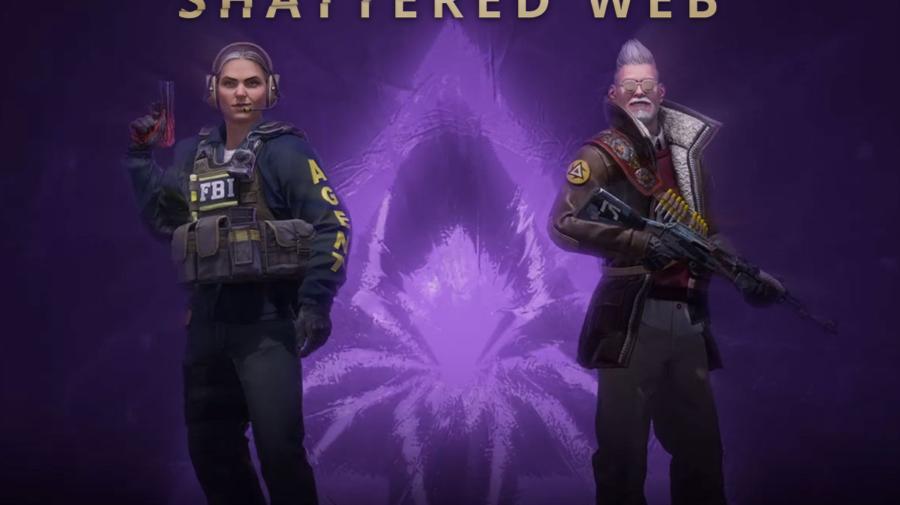 CS:GO: Valve lança Operação Shattered Web com novos personagens, skins, mapas e mudanças no jogo