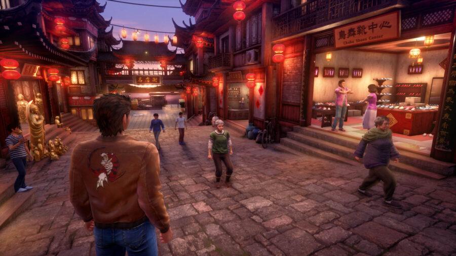 Shenmue III já está disponível para PS4 e PC