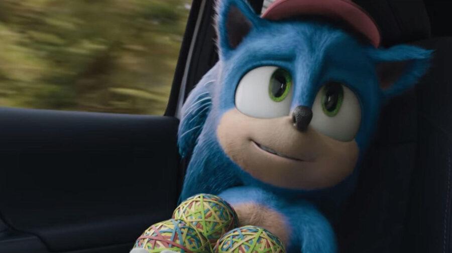 Novo design em Sonic: O Filme custou US$ 5 milhões à Paramount