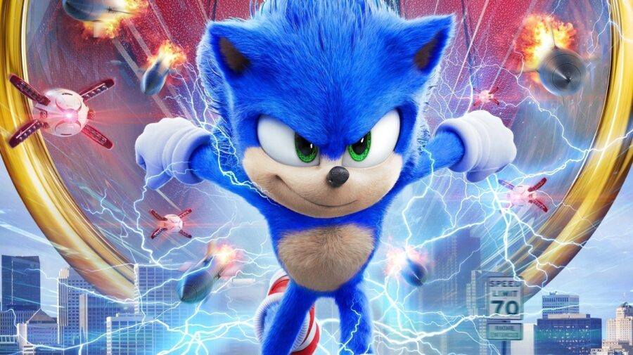 Sonic: O Filme quebra recorde e arrecada mais de US$ 100 milhões na estreia