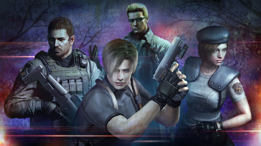 Resident Evil chegará em Super Smash Bros. Ultimate