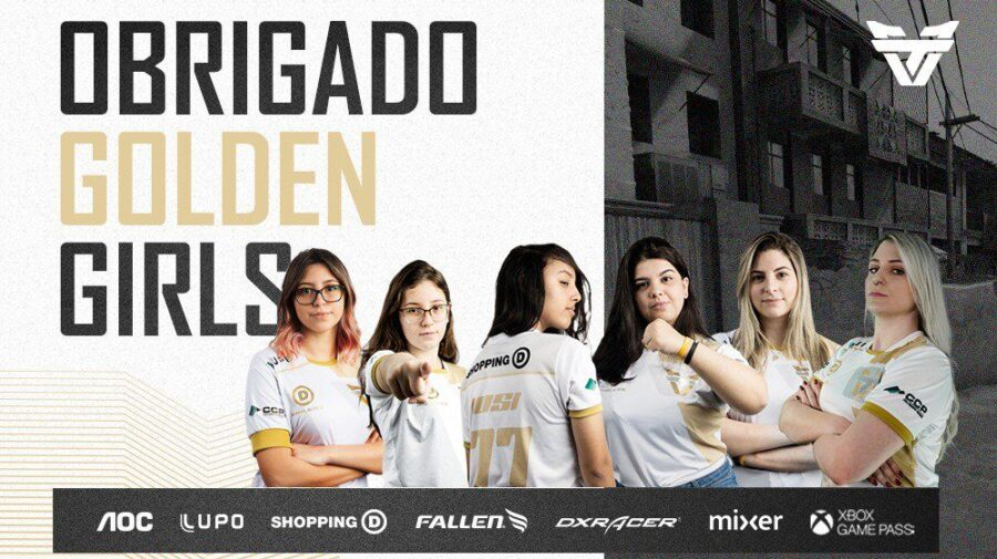 CS:GO: Team oNe dispensa equipe feminina
