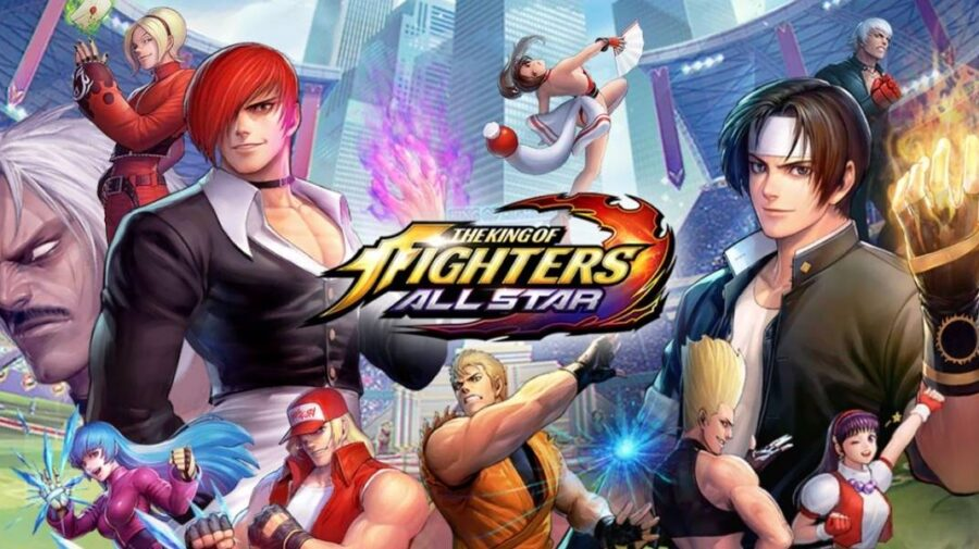 Entrevista com Travis Marshall, produtor de The King of Fighters: All Star