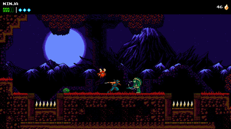 Aproveite! The Messenger, jogo estilo Ninja Gaiden clássico, está gratuito na Epic Games Store