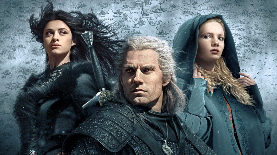Netflix divulga novo pôster de The Witcher