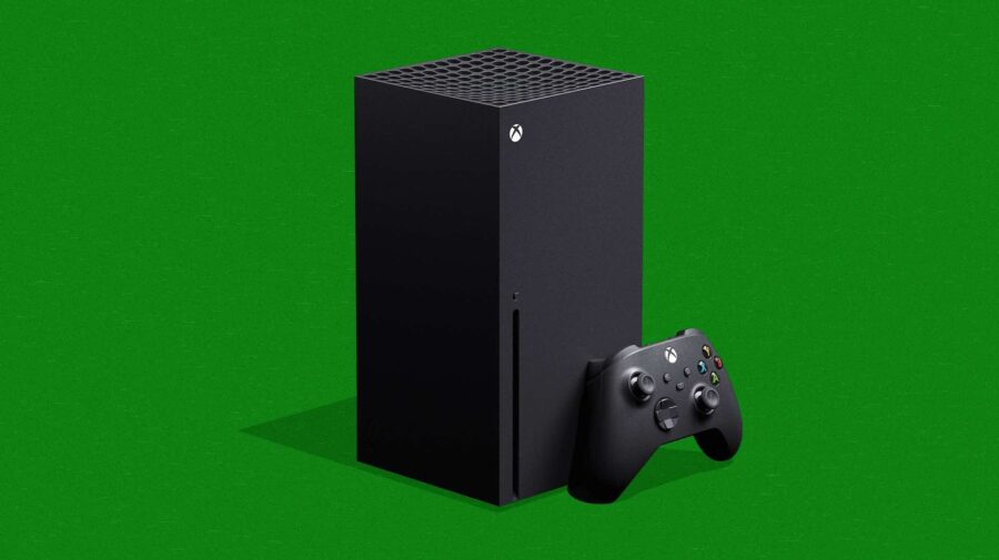 Xbox Series X é o novo console da Microsoft