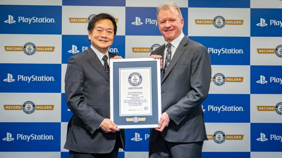 PlayStation entra para o Guinness como marca de console mais vendida de todos os tempos
