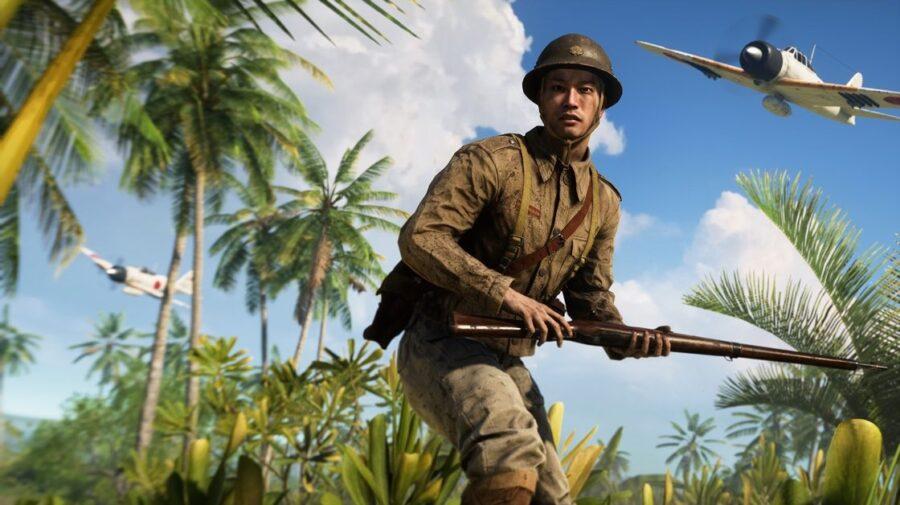 Battlefield V: mapa Ilha Wake chega dia 12 de dezembro