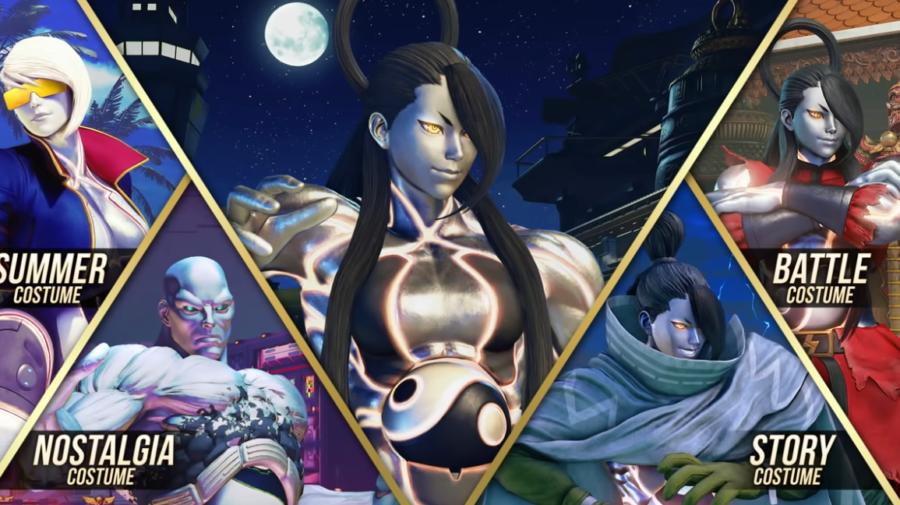 Capcom anuncia Seth como personagem jogável em Street Fighter V: Champion Edition