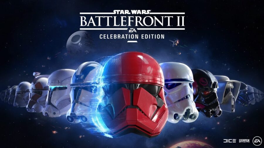 Star Wars Battlefront II: Celebration Edition é lançado