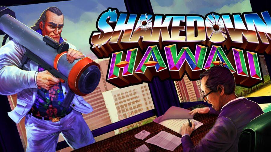 """""""Shakedown Hawaii"""" pode estar chegando ao Wii U"""