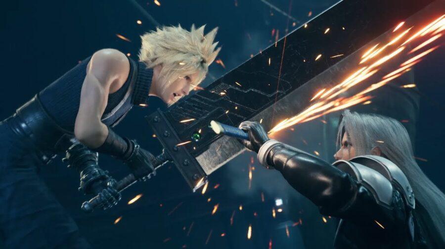 Novo trailer de Final Fantasy VII Remake traz Cloud vestido de mulher e muito mais