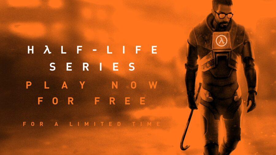 Jogos da série Half-Life estão gratuitos no Steam até março