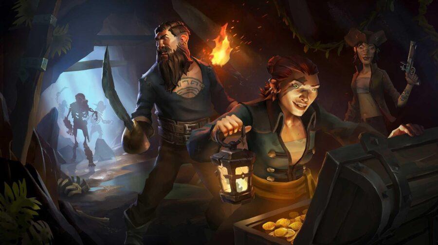Sea of Thieves chega no Steam no dia 3 de junho