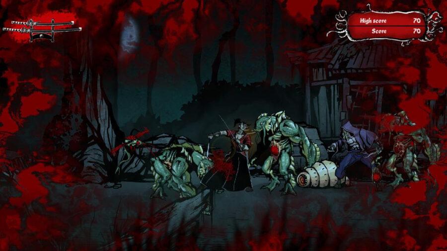 Cyber Rhino Studios anuncia acesso antecipado do frenético Musashi vs Cthulhu