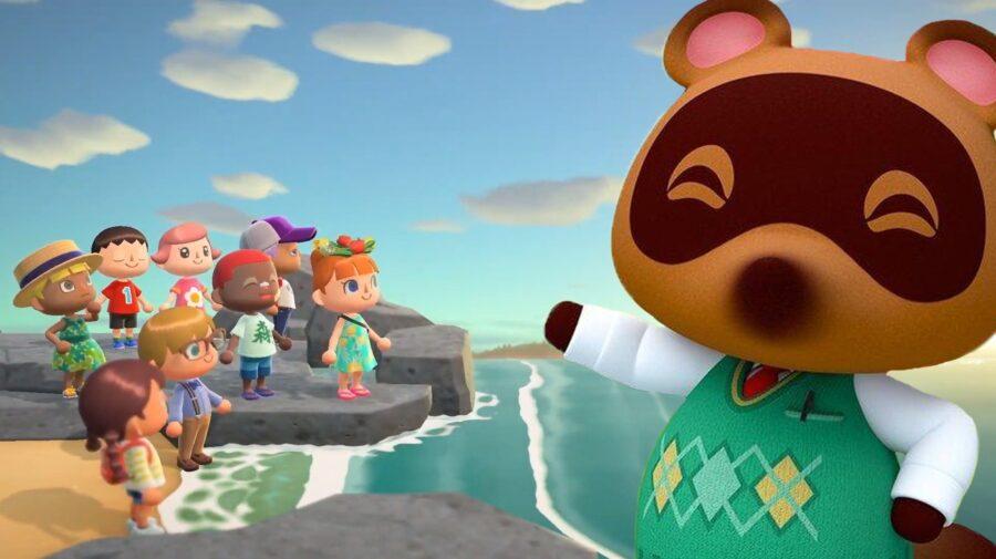 Animal Crossing vende 5 milhões de cópias digitais em março e bate recorde