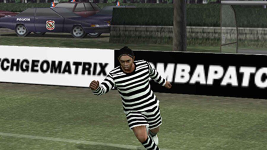 Bomba Patch: Atualização inclui partidas sem público e skin de Ronaldinho Gaúcho preso