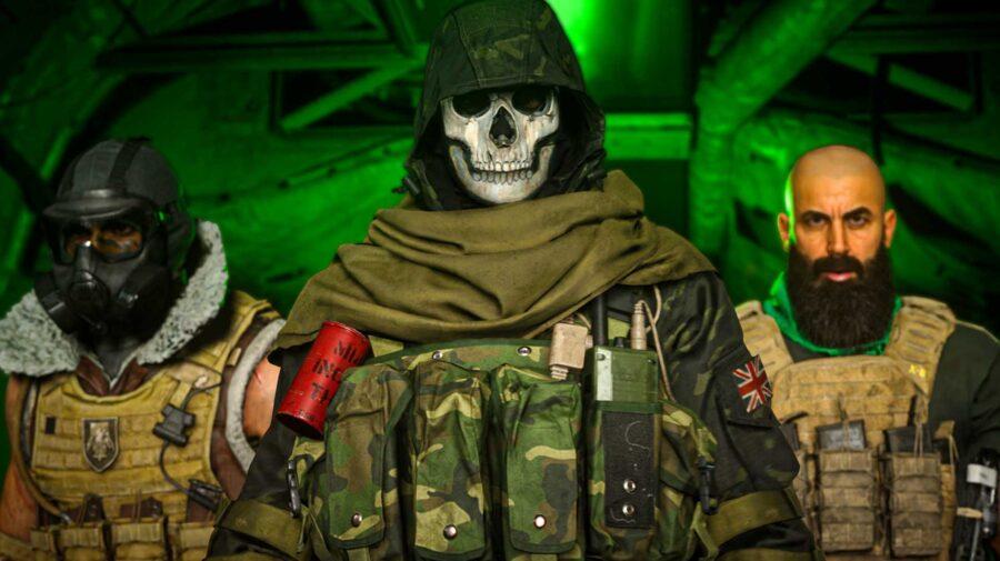 Call of Duty: Warzone tem download gigante para quem não possui Modern Warfare