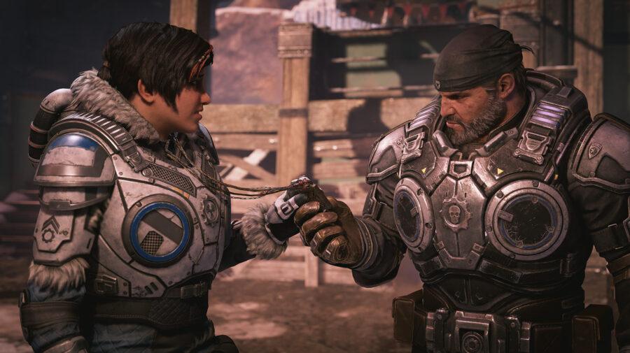 Gears 5 rodando no Xbox Series X mostra que o console é realmente poderoso